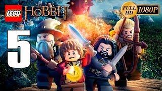 LEGO The Hobbit: El Videojuego Walkthrough Parte 5 Gameplay Español PC 1080p Let