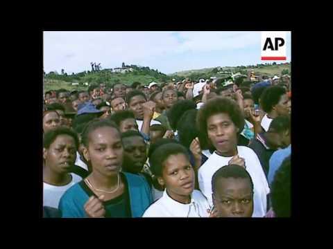 S.Africa - Mandela Tours KwaZulu/Natal Province