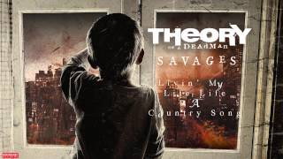 Theory of a Deadman - Livin