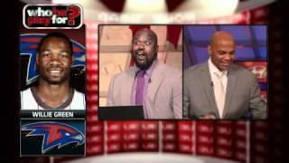 Who He Play For? Chuck vs Shaq - Inside the NBA