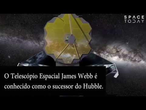 O Telescópio Espacial James Webb