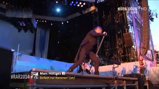 Iron Maiden-The Prisoner-Rock Am Ring 2014