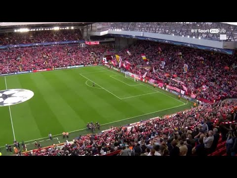 Liverpool welcome back the Champions League as You