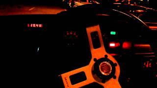 Fiat Ritmo 105 TC messa in moto