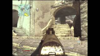 MW3: 24-0 Flawless G36C/PP90 Overkill MOAB (SMG/AR Overkill Combo) | Ancient Gameplay