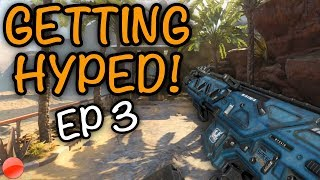 13-2 SEARCH & DESTROY W THE PEACEKEEPER + ANOTHER BANKSHOT! LETS GET HYPED FOR BLACK OPS 4 ~ EP #3