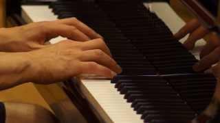 J. S. Bach: Praeludium 1 C-Dur, BWV 846 (slow)