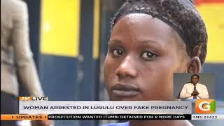 Woman Arrested In Lugulu Hospital Over Fake Pregnancy