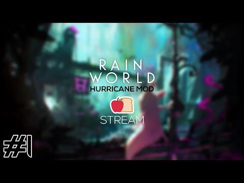 [Applebread] Rain World - Hurricane Mod (Super Hard Mode) #1