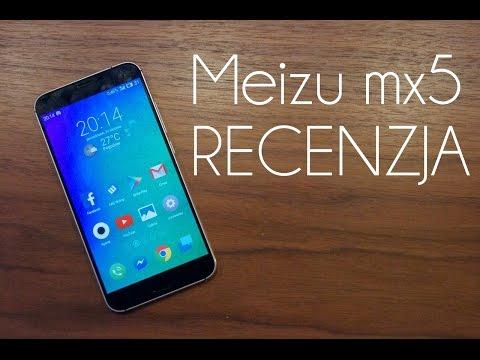 Meizu mx5 - test, recenzja #14 [PL]