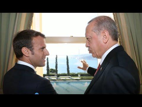 بين أردوغان وماكرون: هل تحولت ليبيا إلى ساحة للصراع؟    نقطة حوار  - نشر قبل 2 ساعة