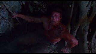 Хищник - Сцена 10/11 (1987) HD