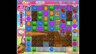 Candy Crush Saga level 1076
