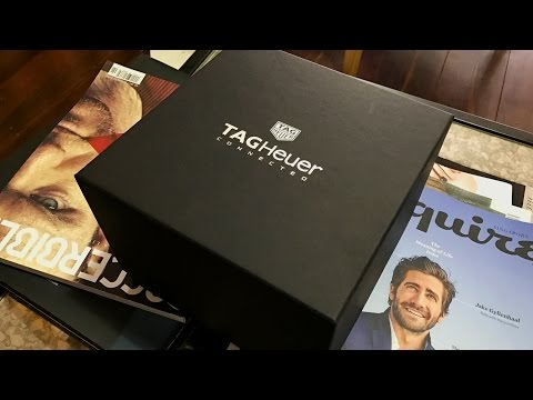 TAG Heuer Connected Modular 45 UNBOXING