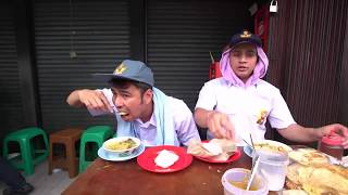 RAFFI BILLY & FRIENDS - Lahapnya Raffi & Billy Makan Bakso Dan Soto (28/10/18) Part 3