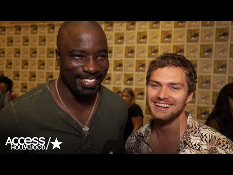 'Marvel's The Defenders': Mike Colter & Finn Jones Tease What Brings The Team Together