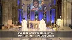 Messe du dimanche 24 mai 2020-  Eglise St André - Reims