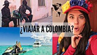 ¿VIAJAR A COLOMBIA?