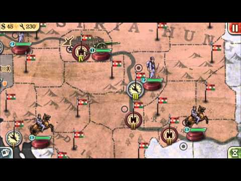 European War 3 Commander German Empire Mission 1