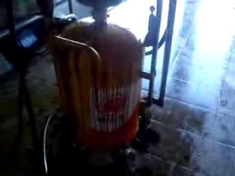 КС-119М Установка для замены жидкости в АКПП (с промывкой) - YouTube