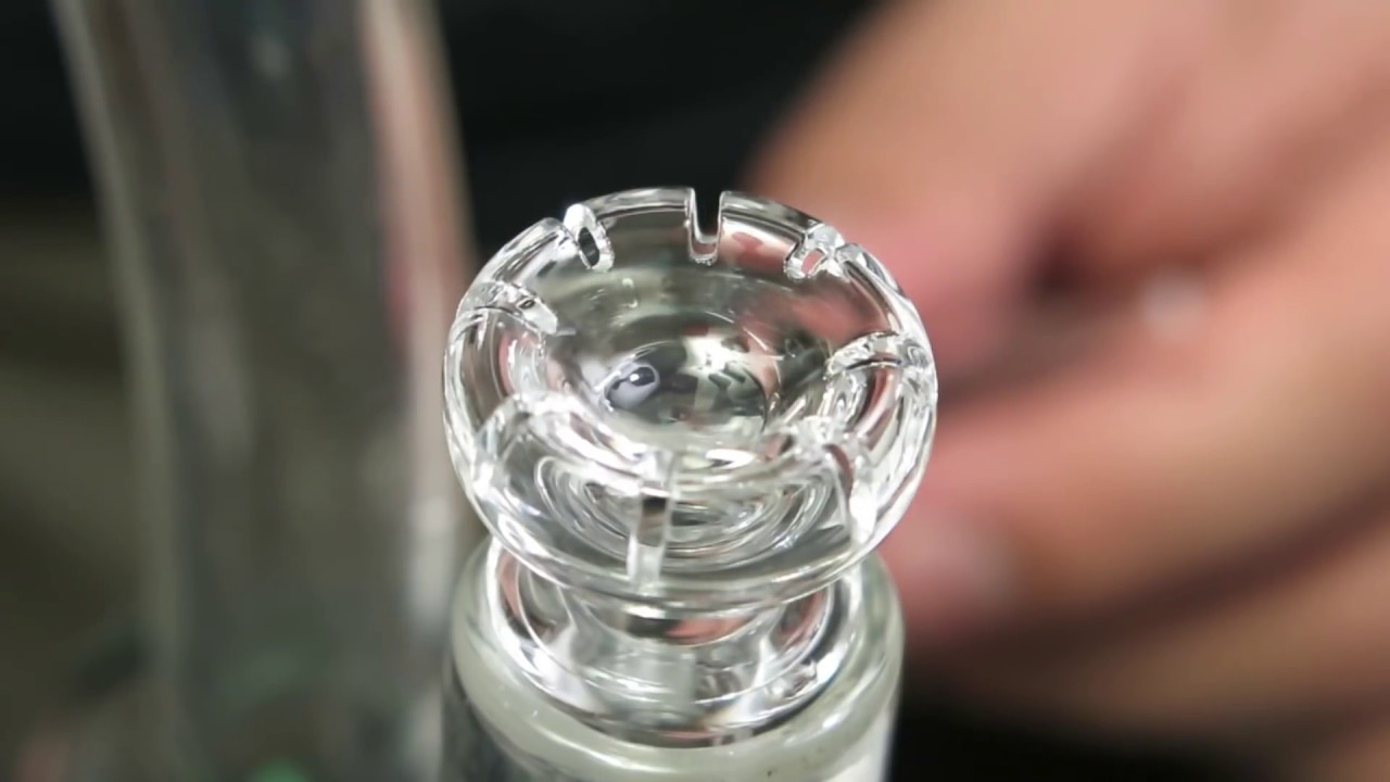 How To Season A Quartz Nail Correctly! First Dab Of Clear ...