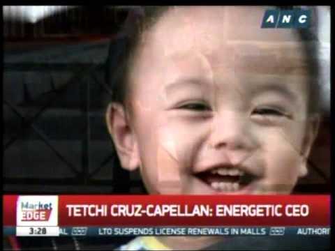 Tetchi Cruz-Capellan: Energetic CEO