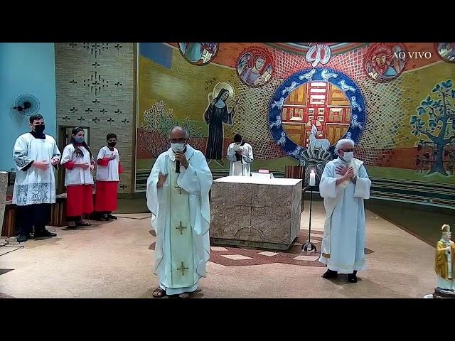 Missa e Novena a Santa Rita 22/10/2021