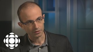 Yuval Harari: An Israeli Scholar Predicts The Future of Power, Religion and Happiness   CBC