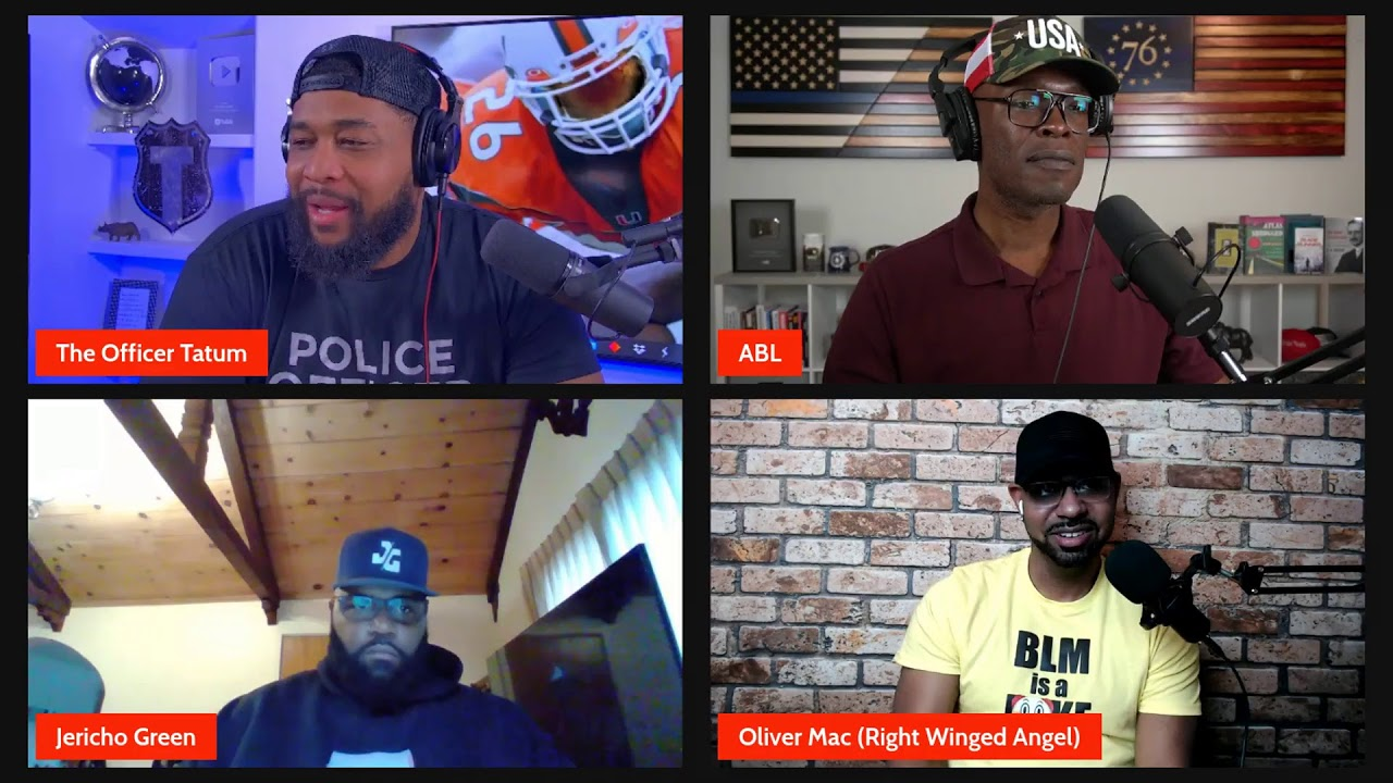Can Black Men Be Conservative?