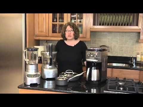 Cuisinart Kitchen Appliances Video