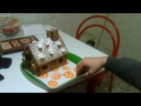 Casetta Di Natale Ikea : Ikea s gingerbread house casetta di pan di zenzero youtube