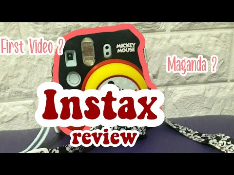 Unboxing Fujifilm Instax mini 9 (limited edition) | Danielle G.