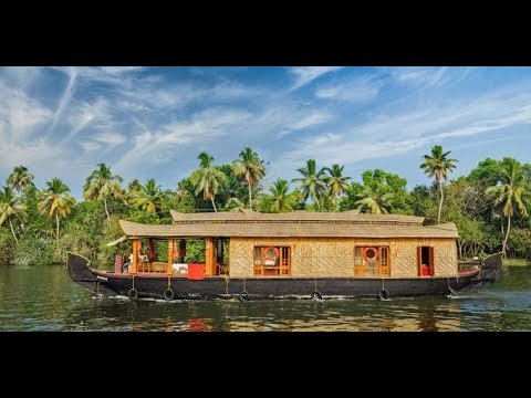 Travel to God's Own Country ( Kerala )