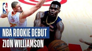 Zion Makes High-Flying Debut | 2019 NBA Preseason