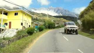 Strawberry Garden Hotel to Desa Cattle Kundasang