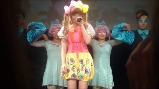 KYARY CAME TO LONDON!!!!! I saw her there as part of her 100% KPP W...