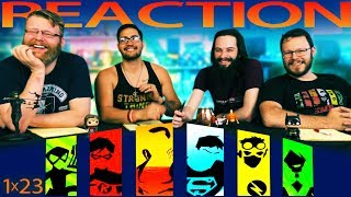 Young Justice 1x23 REACTION!!