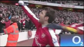 Greatest Arsenal Goals of the 21st Century