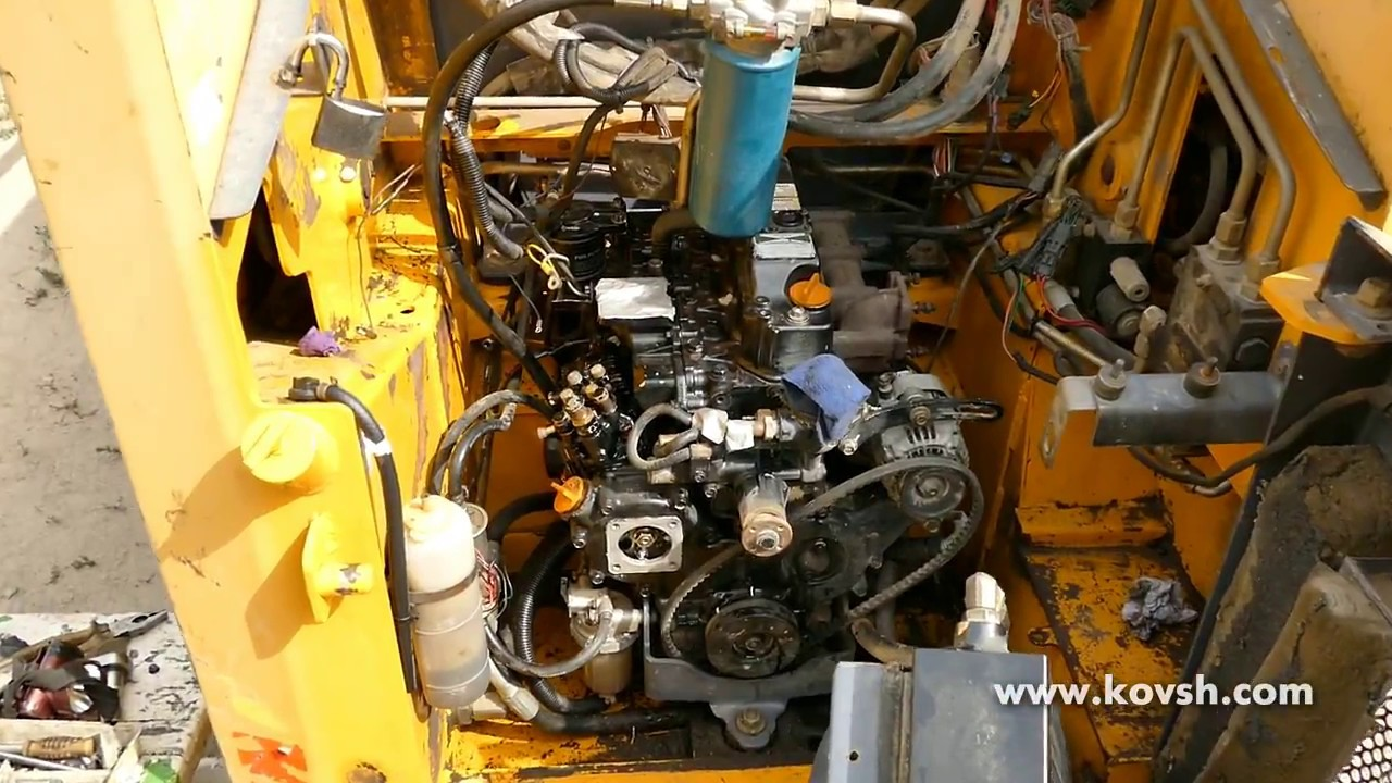 Yanmar Gehl 4240 engine