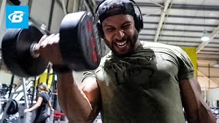 4 Exercises for Bigger Biceps   IFBB Pro Romane Lanceford