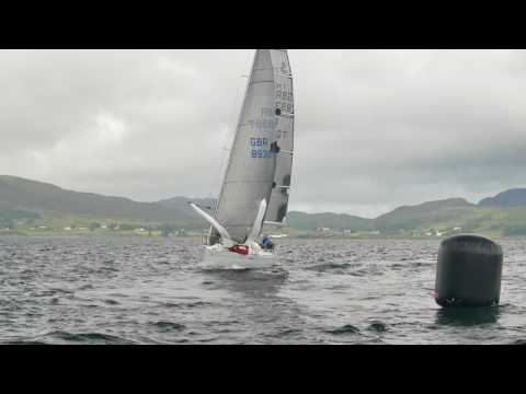 West Highland Yachting Week 2017 - Day 5