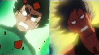 Rock Lee vs Shira |Battle of the Taijutsu Users| (Eight Inner Gates vs Seven Heavenly Breaths)