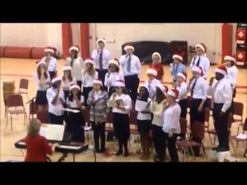 Merry Christmas from Concordia Preparatory School!