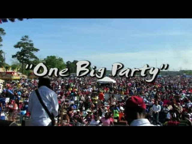 Solomon Thompson ''One Big Party Mix'' Official Video