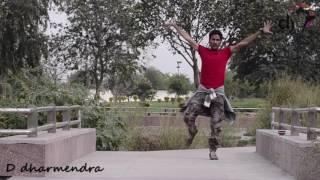 Tu Cheez badi || Machine, Choreography by D Dharmendra ( DJ )