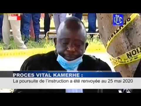INFOS RDC: RETRO JT DU 16.05.2020 (BSC TV)