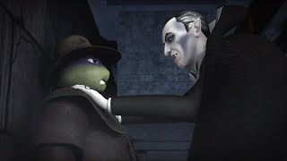 Turtles VS Dracula. SUBSCRIBE) Click the small bell icon near subsc...