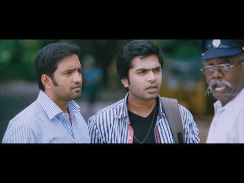 Santhanam Simbu Comedy Scenes Tamil Movie Comedy Scenes Vaalu
