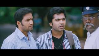Santhanam Simbu Comedy Scenes Tamil Movie Comedy Scenes Vaalu