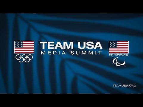 Media Summit | USOC Leadership Press Conference